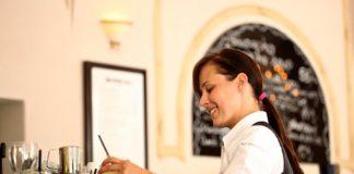Praca- kelnerka